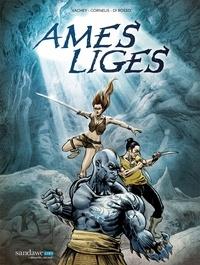 Olivier Vachey et Patrick Cornelis - Ames-Liges.