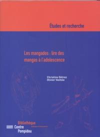 Olivier Vanhée et Christine Détrez - Les mangados : lire des mangas à l'adolescence.