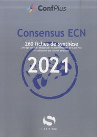 Olivier Varennes - Consensus ECN - 260 fiches de synthèse.