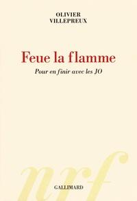Deedr.fr Feue la flamme - Pour en finir avec les JO Image