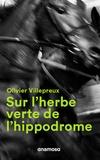 Olivier Villepreux - Sur l'herbe verte de l'hippodrome.