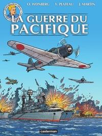 Olivier Weinberg et Yves Plateau - Les reportages de Lefranc  : La bataille du Pacifique.