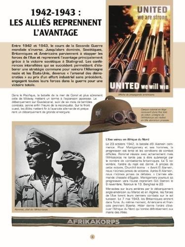 Les reportages de Lefranc  La chute du Reich