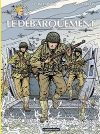 Olivier Weinberg et Jacques Martin - Les reportages de Lefranc  : Le Débarquement.