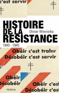 Deedr.fr Histoire de la Résistance (1940-1945) Image