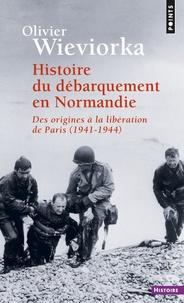 Histoiresdenlire.be Histoire du débarquement en Normandie - Des origines à la libération de Paris 1941-1944 Image