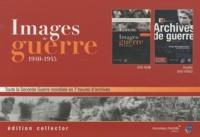 Olivier Wieviorka et Jean-Pierre Bertin-Maghit - Images de guerre 1940-1945 - Edition collector. 2 DVD