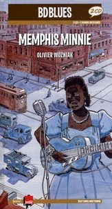 Olivier Wozniak - Memphis Minnie. 2 CD audio