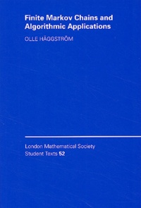 Olle Häggström - Finite Markov Chains and Algorithmic Applications.
