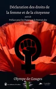 Olympe de Gouges - Déclaration des droits de la femme et de la citoyenne - Les droits de la femme et de la citoyenne.
