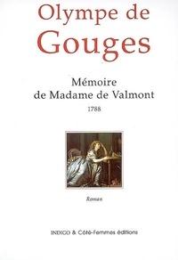 Galabria.be Mémoire de Madame de Valmont (1788) Image