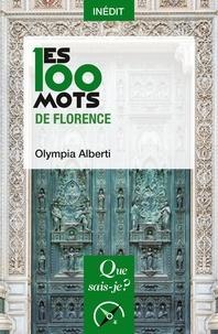 Olympia Alberti - Les 100 mots de Florence.