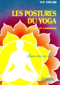 Lemememonde.fr LES POSTURES DU YOGA. Pourquoi et comment ? Image