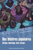 Omar Fertat - Des théâtres populaires - Afrique, Amérique, Asie, Europe.