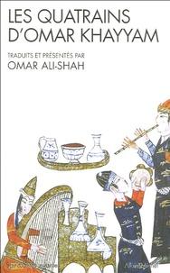 Omar Khayyâm - Les Quatrains d'Omar Khayyam.