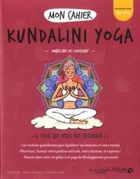 Ombeline de Louvigny - Mon cahier Kundalini Yoga.