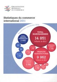 OMC - Statistiques du commerce international.