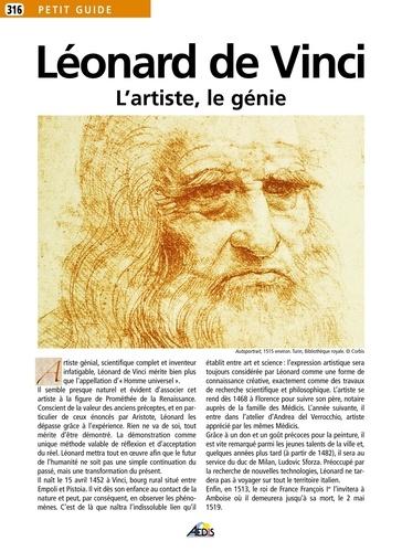 Omnia - Léonard de Vinci - L'artiste, le génie.