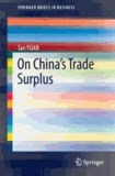 On China's Trade Surplus.