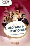 On the Go - La littérature française.