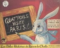 Oncle Pipe et  Dominique - Quat' poils visite Paris !.