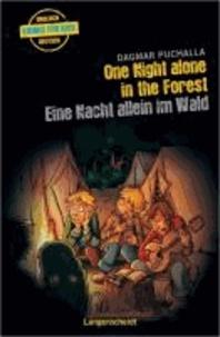 One Night Alone in the Forest - Eine Nacht allein im Wald - ab 2 Jahren Englisch.