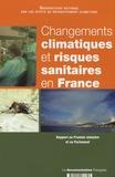 ONERC - Changements climatiques et risques sanitaires en France.