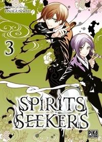 Onigunsou - Spirits Seekers Tome 3 : .