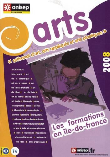 ONISEP - Arts - Artisanat d'art, arts plastiques et arts appliqués - Les formations en Ile-de-France.