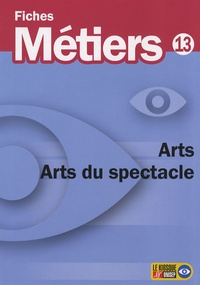 ONISEP - Arts - Arts du spectacle.