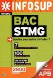 ONISEP - Bac STMG - Quelles poursuites d'études possibles ?.