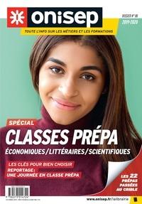 ONISEP - Classes prépa - Econimiques, littéraires, scientifiques.