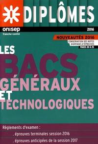 ONISEP Franche-Comté - Les bacs généraux et technologiques - Règlements d'examen.