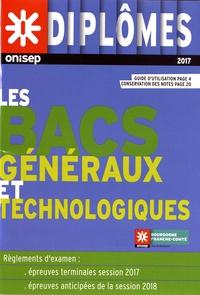 ONISEP Franche-Comté - Les bacs généraux et technologiques.