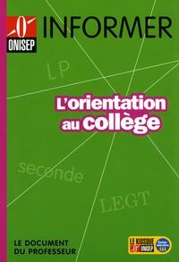 ONISEP - L'orientation au collège.