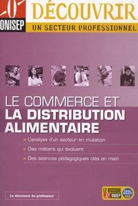 Le commerce et la distribution alimentaire - Le document du professeur.pdf