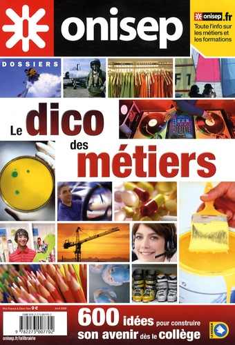 Pascal Charvet - Le dico des métiers.