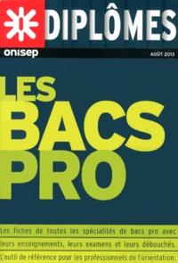 Galabria.be Les bacs pro Image