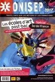 ONISEP - Les écoles d'art post-bac spécial Ile-de-France.