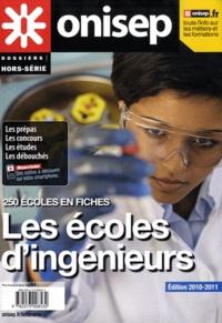 Histoiresdenlire.be Les écoles d'ingénieurs - 250 écoles en fiches Image