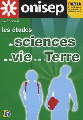 ONISEP - Les études de sciences de la vie et de la Terre - Etudes et débouchés.