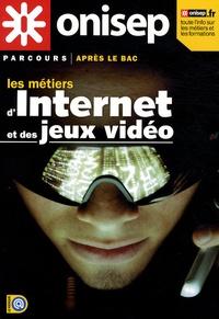 Histoiresdenlire.be Les métiers d'Internet et des jeux vidéos Image