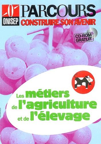 ONISEP - Les métiers de l'agriculture et de l'élevage. 1 Cédérom