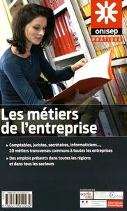 ONISEP - Les métiers de l'entreprise.
