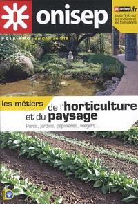 ONISEP - Les métiers de l'horticulture et du paysage - Parcs, jardins, pépinières, vergers....