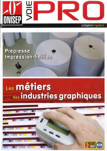 ONISEP - Les métiers des industries graphiques.