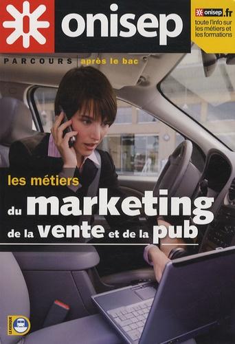 ONISEP - Les métiers du marketing, de la vente et de la pub.