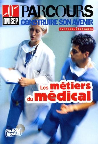 ONISEP - Les métiers du médical. 1 Cédérom