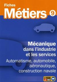 Satt2018.fr Mécanique dans l'industrie et les services - Automatisme, automobile, aéronautique, construction navale Image