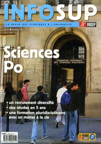 ONISEP - Science Po.